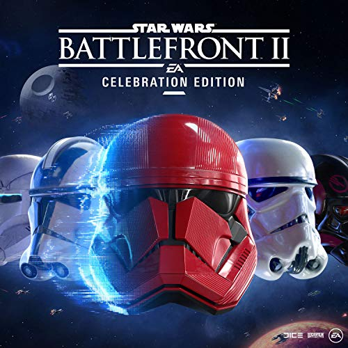 Star Wars Battlefront II Celebration Edition – PC [Online Game Code]