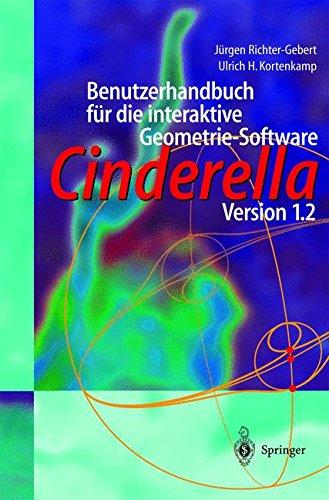 Benutzerhandbuch für die interaktive Geometrie-Software Cinderella Version 1.2