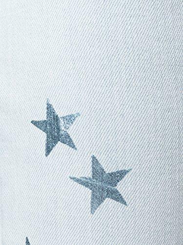 Stella Azzurro Cotone Donna 475499skh054300 Mccartney qwFR7