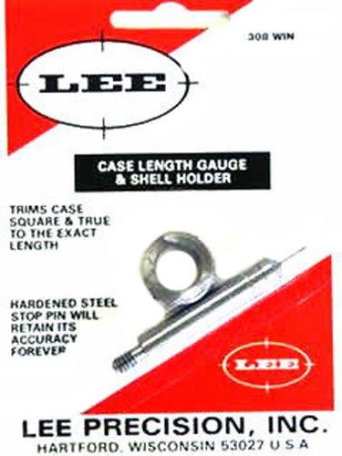 Lee Precision 90139 Galga con Shell Holder Calibre 308 W, Multicolor, Talla Única LP90139