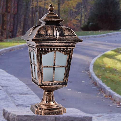 Pcqre Europe Style Die-Casting Decorative Landscape Light Villa Lawn Waterproof Ligthing Night Light Garden Aluminium…