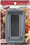 Wilton 2105-1826 Mini Loaf Pan, Set of 2- Discontinued By Manufacturer