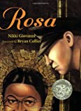 Front cover for the book Rosa by Nikki Giovanni