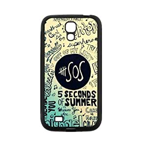 5SOS Protective 85 Cell Phone making Cover Case for further SamSung rare Galaxy S4,SIV Cases Designed &hong hong...