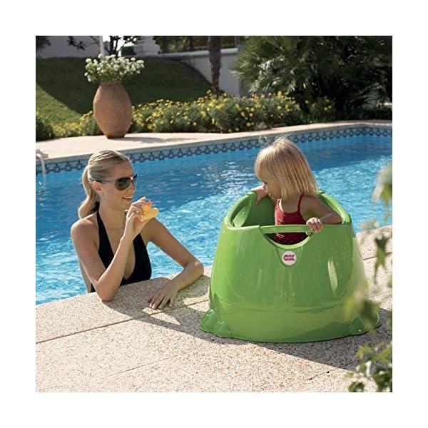 OKBABY Oplà 38134530 Vaschetta per il Bagnetto del Neonato, 12-36 Mesi, Arancione 6