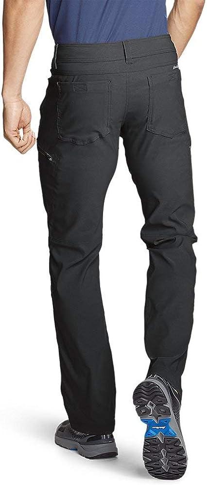 Eddie Bauer Mens Guide Pro Pants Dk Smoke Regular 33//32
