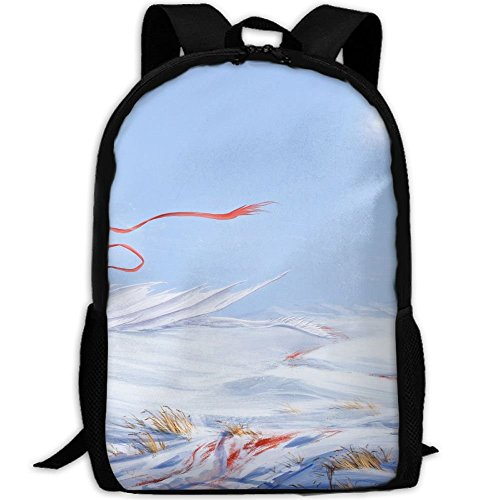 ZQBAAD Dragon Fantasy Freedom Luxury Print Men And Women's Travel Knapsack by ZQBAAD