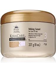 Avlon Keracare Natural Textures Defining Custard, 8 Ounce
