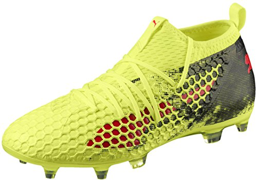 Netfit Soccer Cleat red 18 2 Future PUMA Blast FG Black Men's AG Yellow vwqp0c8Ix