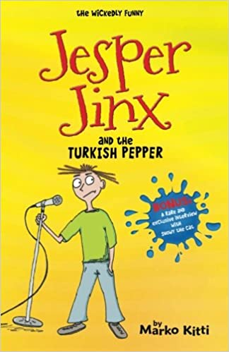 Jesper Jinx and the Turkish Pepper: Volume 3: Amazon.es: Marko Kitti: Libros en idiomas extranjeros