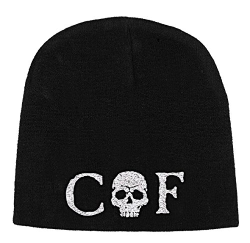 Price comparison product image Cradle of Filth Beanie Hat Skull Logo