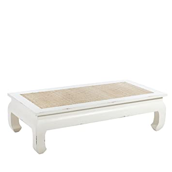 Table Desconocido Basse 140 De Rozado Blanc Matériel 70 X En Bois n0mNPyv8wO