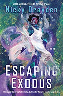 Book Cover: Escaping Exodus: A Novel