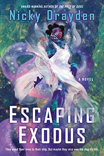 Book Cover: Escaping Exodus: A Novel