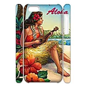 diy phone caseCustom New Case for iphone 4/4s 3D, ALOHA Phone Case - HL-532158diy phone case