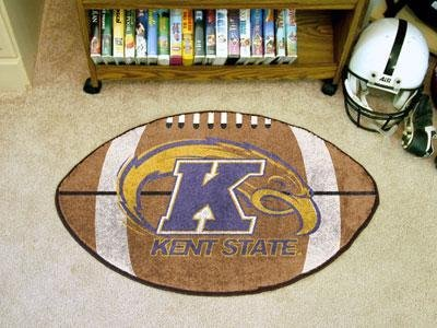 Fanmats Kent State Football Rug 20.5