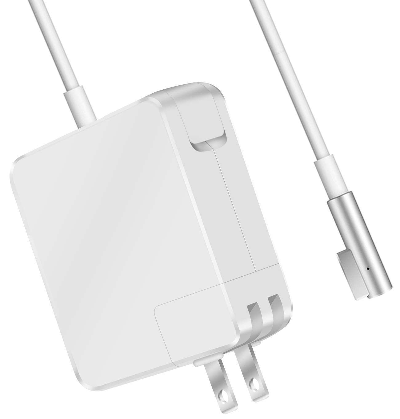 Mac Charger 60w Compatible with MacBook Pro Charger 60w Magsafe 1 60w Power Adapter Mac Charger Replacement for MacBook Pro 11 13 inch(60w magsafe 1) by Wallin