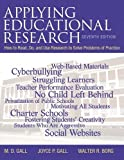 img - for Applying Educational Research: How to Read, Do, and Use Research to Solve Problems of Practice book / textbook / text book