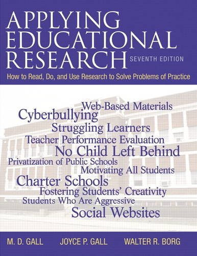 Applying Educational Research: How To Read, Do, and Use Research To Solve Problems of Practice, Pearson eText -- Access Card