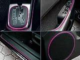 Aftermarket UNIVERSAL CAR INTERIOR / EXTERIOR PINK MOLDIN...