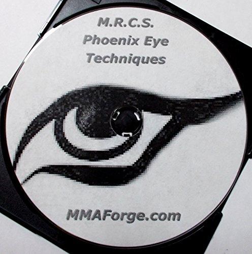 Multi-Range Combat Science (M.R.C.S) NEW Kung Fu Phoenix Eye Knuckel Training Instructional Video DVD