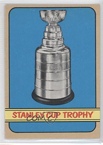 Stanley Cup Trophy (Hockey Card) 1972-73 O-Pee-Chee - [Base] #253