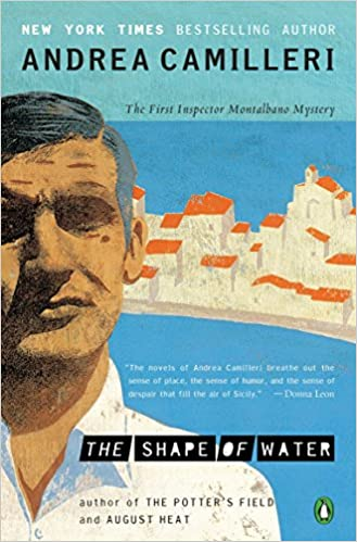 the shape of water the inspector montalbano mysteries book 1 english edition