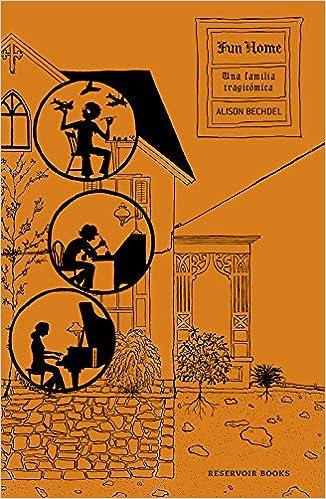 Fun home: Una familia tragicómica (Reservoir Gráfica): Amazon ...
