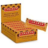 Larabar Gluten Free Bar, Peanut Butter Chocolate Chip, 1.6 oz Bars (16 Count)