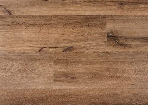 Autumn Accent - Major-Q Home Furnishing Versa 10pc Pack of WPC Waterproof Uni-Click Luxury Vinyl Plank 7