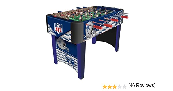 Imperial NFL - Mesa de futbolín Vertical, 87-1002, Multicolor,Multicolor, Talla única: Amazon.es: Deportes y aire libre