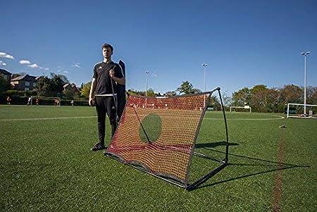QUICKPLAY Spot Elite 2in1 Football Rebounder Net /& Free Kick Wall