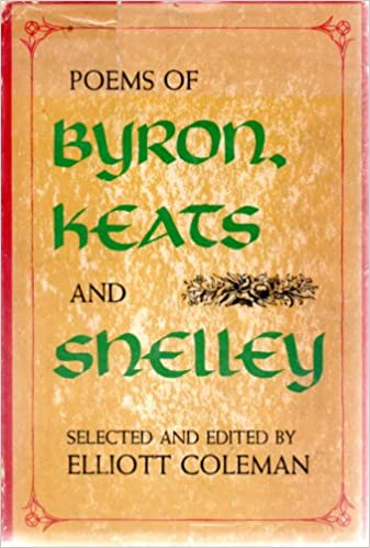 keats and shelley poems