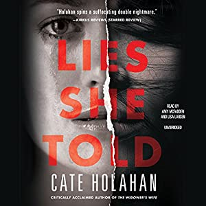 Lies She Told Audiobook