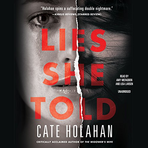 Bargain Audio Book - Lies She Told
