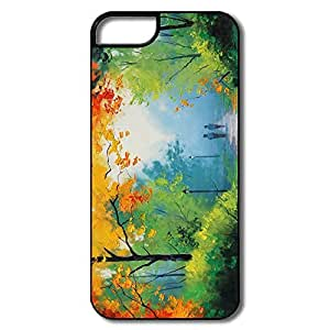 Love Autumn Stroll IPhone 5/5s Case For Friend