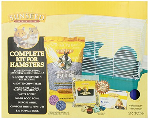 Ware Sunseed Hamster Care Kit