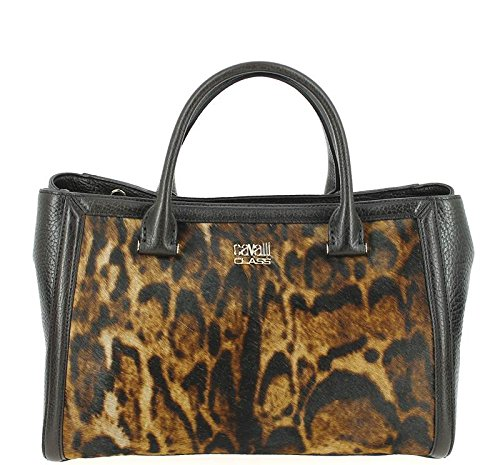 "Roberto Cavalli Handbag ""Constance Brown / taupe"
