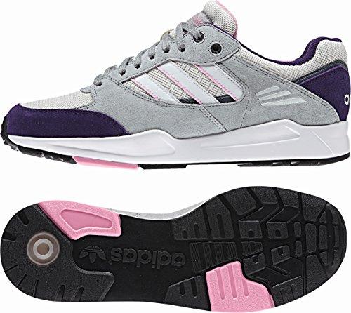 adidas Tech Super W Originals Sneaker M20944 Girls Damen Women Sneaker Shoes grey purple RCvqkBX
