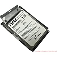 Avolusion 750GB 2.5 SATA (PS3) Playstation3 Hard Drive (PS3 Fat, PS3 Slim, PS3 Super Slim CECH-400x Series) + HDD Mounting Bracket - 2 Years Warranty