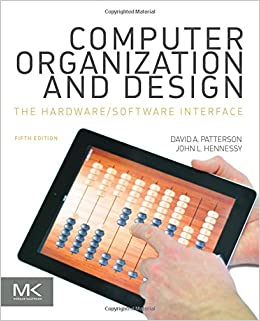 computer organization and design the hardware/software interface 5th edition pdf