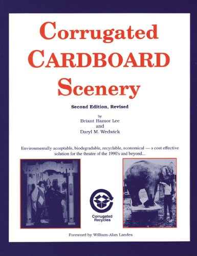- Corrugated Cardboard Scenery