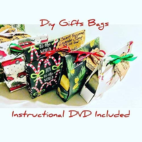 Making Christmas Gift Ideas.Amazon Com Diy Christmas Gift Bag Kits Christmas Gift Ideas