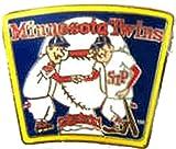 MLB Minnesota Twins Retro Patch Lapel Pin (Button)