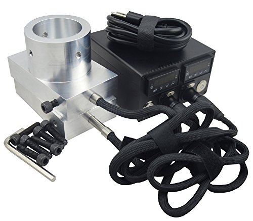 3x5-rosin-press-6061-aluminum-plates-kit-with-heating-rod-and-controller-ship-by-dhl-received-in-5-d