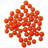 8oz -Almost 15,000 Jelly BeadZ Water Bead Gel - ORANGE- Heat Sealed Bag- Water Pearls Gel Beads- Wedding & Event Centerpieces
