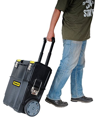 2-in-1 Mobile Work Centre by Stanley Tools (Image #1)