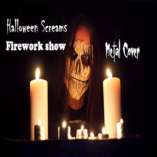 Halloween Screams Firework Show (Halloween Screams Fireworks)
