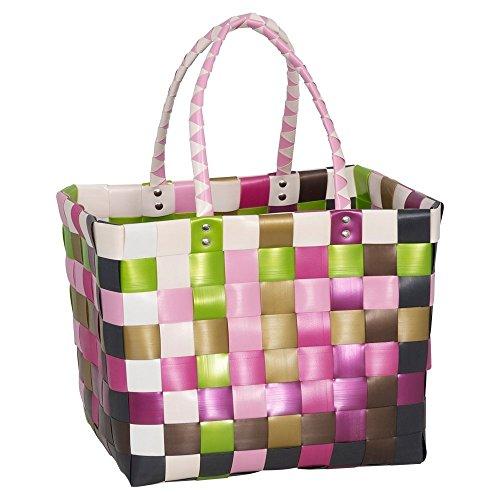Tote Rosa Multicolore Bascet World Borsa bag Ice Donna Of 37x24x28 w8TXqx60