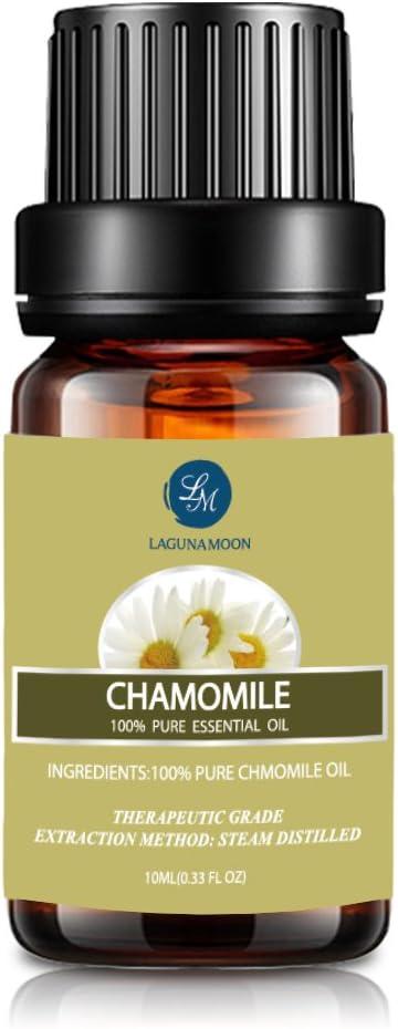 Aceite esencial de manzanilla Lagunamoon, 10 ml